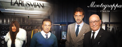 Montegrappa & Larusmiani: A Meeting of Italian Excellence
