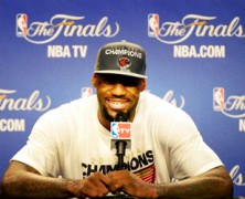 LeBron James Leads Miami to Victory
